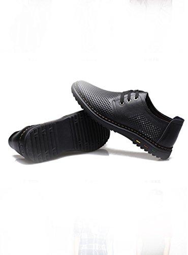 Scarpe Traspiranti Theholeistiedwithblack2133 Crocs Scarpe Cool Pelle Uomo Da Sandali Estivi Casual Nuovi 2018 In Xiaolong Uomini W7xfqZ41F1