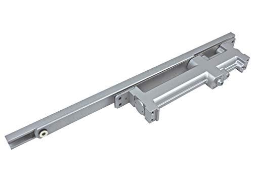 (NHN1628U-M Concealed Door Closer, Non-Handed, Heavy-Duty, Up to 88lbs. Doors, Dual Speed Control, Invisible Door)