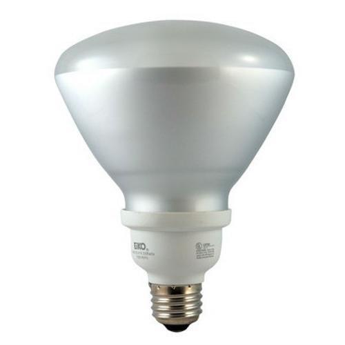 Eiko SP23/R40/27K, 23W 120V 2700K R40 Shaped Bulb (Pack of 15)