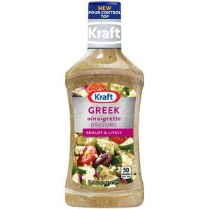 Kraft, Greek Vinaigrette Dressing