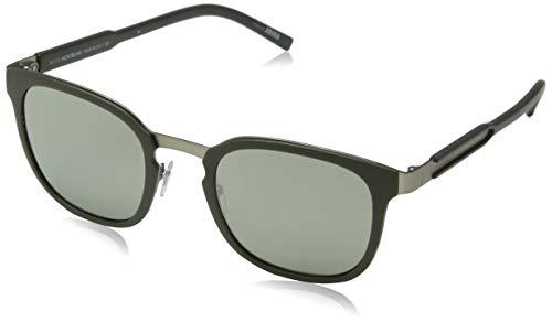 Montblanc MB603S 97Q Dark Olive Square Sunglasses for Mens
