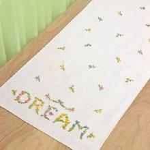 Dimensions Stamped X Stitch - Dream Dresser Scarf