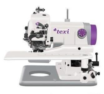 TEXI Blind – Máquina de Coser – Dobladillo de Punto de la Industria de Coser industriales