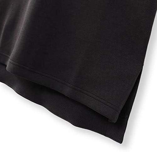 ヨガ スウェットTシャツ J/S ブラック