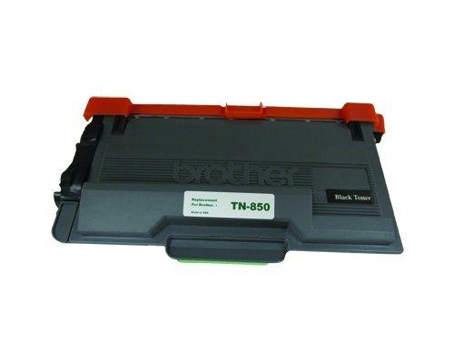 PRESERVE 845-T85-MZN Remanufactured in the U.S.A. High Yield Toner Cartridge Replaces Brother# TN850 Toner (Brother Laser Remanufactured Cartridge)