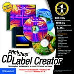 (PRINTSHOP CD LABEL CREATOR)