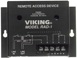 Viking Electronics Remote Access - Rad 1a Remote Viking