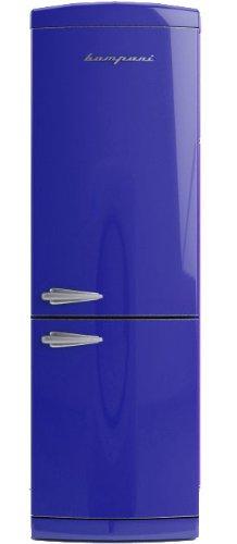 Bompani BOCB662/B Independiente 302L A+ Azul nevera y congelador ...