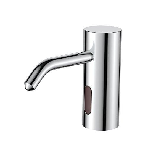 Bristan IRSD1-CP Infra Red Automatic Deck Mount Soap Dispenser, - Chrome Deck Cp