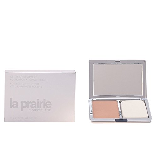 La Prairie Cellular Treatment Foundation Powder Finish, Rose Beige, 0.5 Ounce - La Prairie Beige Foundation