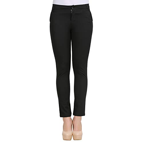 ZX3 Women's Slim Fit Formal Trousers/Pant