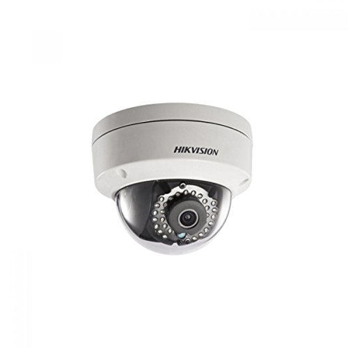 Hikvision DS-2CD2132F-IWS 4mm Vandal Proof Dome IR with WiFi SD Card and Reset Button, English Retail Version