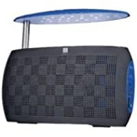 iBall MusiLive BT39 Portable Speakers (Black/Blue)