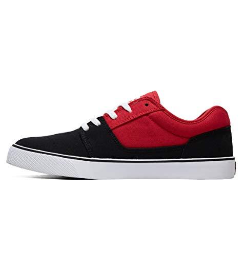Red Rouge Baskets Shoes M black Homme Tonik Dc Basses Tx PSq8w6
