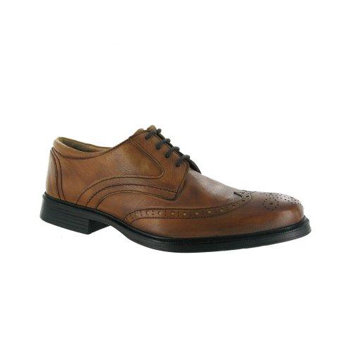 Cotswold Gibson Lace Tan Shoes Mickleton Mens YZqqEwnx4H