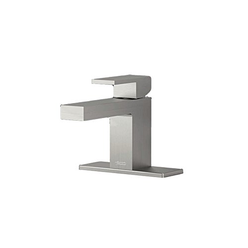 American Standard 2009101CA.295 Profilo Bathroom Faucet, Brushed Nickel