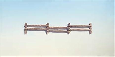 : Ländliche Zäune 13095 Noch H0 Länge 2,9 m