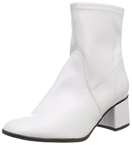 Blanc Bottes 100 Wei Femme Tamaris white Classiques 25327 xqTAgwRC