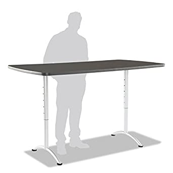 Amazoncom Iceberg ICE ARC Foot Rectangular Conference Table - 5 foot conference table