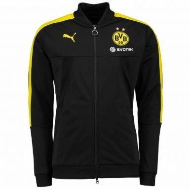 Official BVB Borussia Dortmund Stadium Jacket by Puma