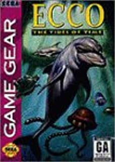 product image for Ecco: The Tides of Time : Sega Game Gear