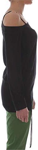 Pinko Fashion Woman 1B13SZ7312Z99 Black Silk Blouse | Fall Winter 19