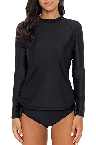 Buy womens surf shirts long sleeve