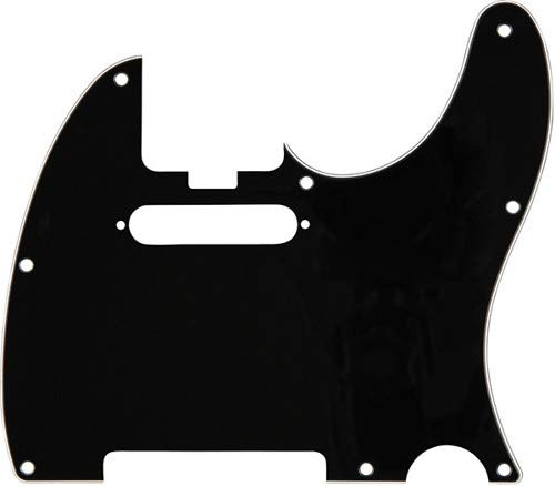 Fender Elite Tele Pickguard Black 3-Ply