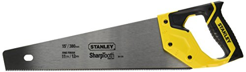 Stanley 20 526 15 Inch 12 Point SharpTooth