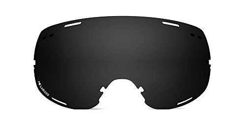 Zeal Eclipse Accessory Lenses 2016 - Dark Grey Polarized by Zeal (Image #1)