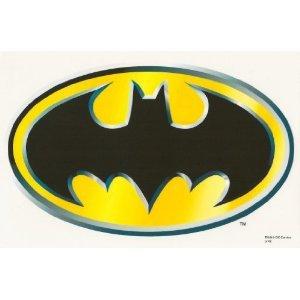 Batman Logo Edible Image - Batman Cake Supplies