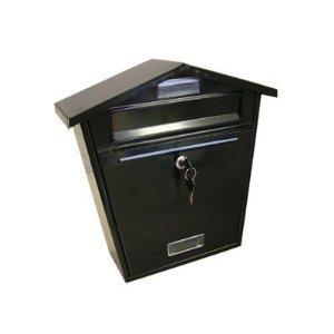 decent traders heavy duty epoxy waterproof post letter With heavy duty letter box