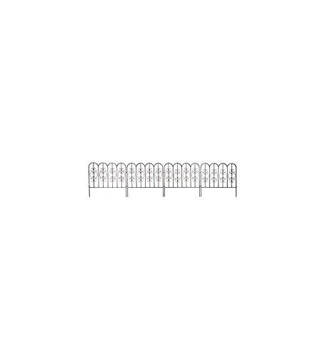 Plow & Hearth Montebello Fencing, Set of 4