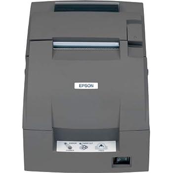 Amazon.com: Epson TM-U220B POSimpresora de recibos ...