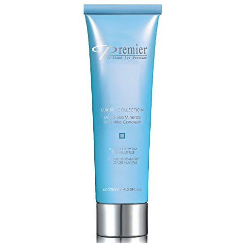 Premier Dead Sea Luxury Moisture Cream for Multi-Use Perfect Skin, 4.2 fl.oz