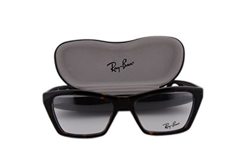 Ray Ban RX5316 Eyeglasses 53-16-140 Dark Havana 2012 RX - Wayfarer Ray Cat Eye Ban