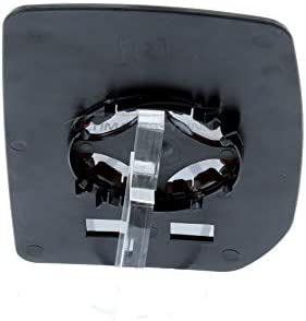 Replacement Mk6 /& Mk7 Van Mirror Glass None Heated Clip On Type Right Hand Side Drivers Side For Uk Traffic