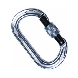Mad Rock Oval Tech Screw Carabiner