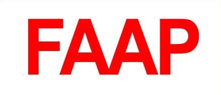 Fire Alarm Annunciator Panel Sign - FAAP Sign (White Aluminium,2 X 7.75, Double Sided Tape) - Fire Alarm Annunciator Panel