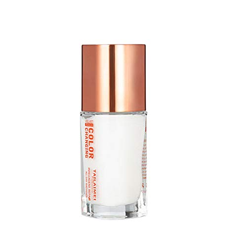 - SUSSMAI Temperature Changing Liquid Foundation for brightening Concealer 35ml | First Treatment Facial Essence for Anti Wrinkles, Whitening, Hydrating, Soothing, Skin Elasticity, Sebum Control