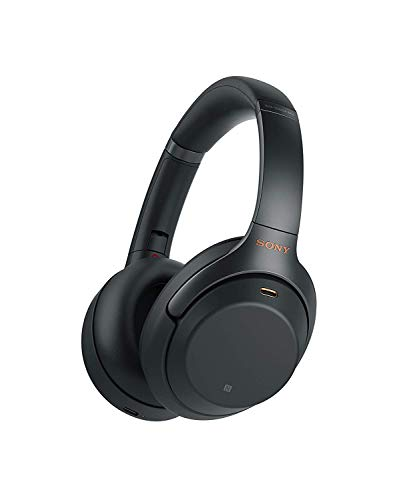 Sony WH-1000XM3 Wireless Noise Cancelling Headphones with 30 Hours Battery Life,...