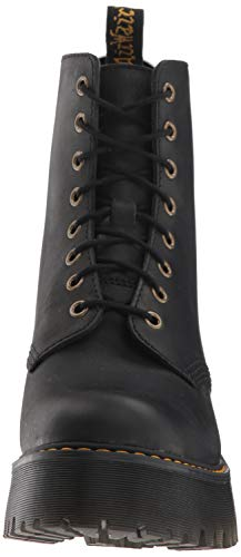 001 Wyoming Dr Martens black Femme Hi Bottines Shriver Black wB4P68w