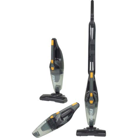 Blaze Black 3-in-1 Lightweight Swivel Stick Vacuum Cleaner