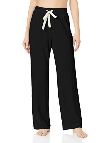 Pantalon Essentials Noir black Amazon Waes13sp19 Femme wqExPUzpz
