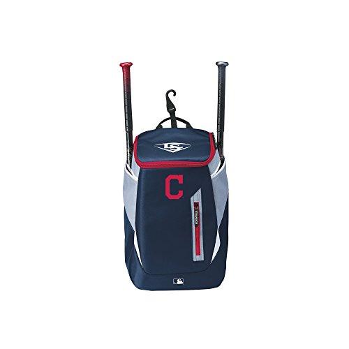 Louisville Slugger Genuine MLB Stick Pack - Cleveland - Indians Logo Baseball