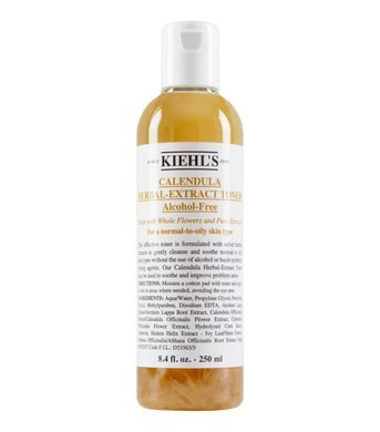 Calendula Herbal Extract Alcohol-Free Toner 250 ml.