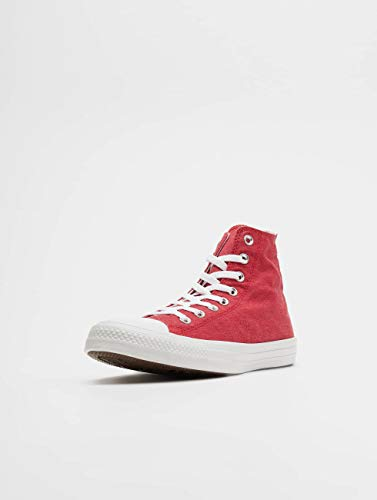 Barely Hautes Hi Adulte Converse Rouge Ctas Baskets Rose Mixte qXEwES