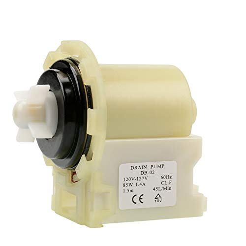 - 8540024 Washer Drain Pump Motor Replacement for Whirlpool Kenmore Maytag Washing Machine Parts Replaces W10130913 W10117829 W10730972 by AUKO