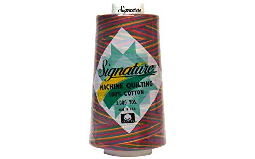 Signature Tie Dye Thread, 40wt/3000 yd, Variegated