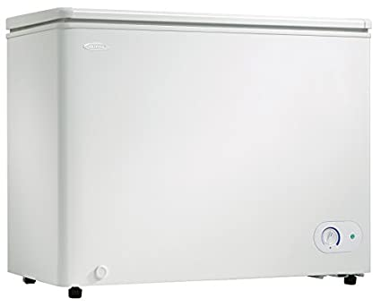 this chest freezer boasts 72 cubic feet of storage capacity and is available in a number of different size to suit all your food storage